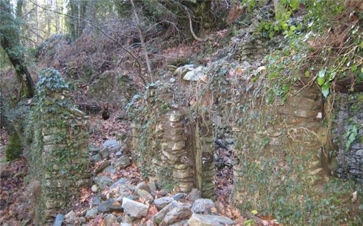 Ερείπια νερόμυλου
