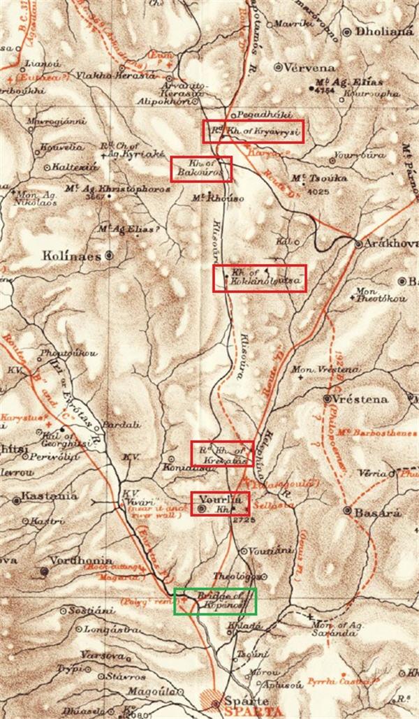 old-map-lakonia-kasroreion