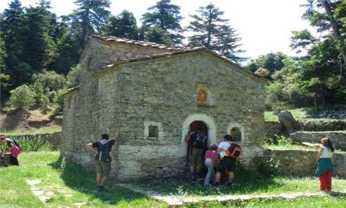 ΛΟΓΚΑΝΙΚΟΣ-ΛΑΚΩΝΙΑΣ-Μονή του Αγίου Γεωργίου Ρεκίτσας2